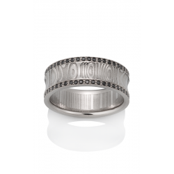Chris Ploof Damascus Steel Wedding Band DS-TITAN product image