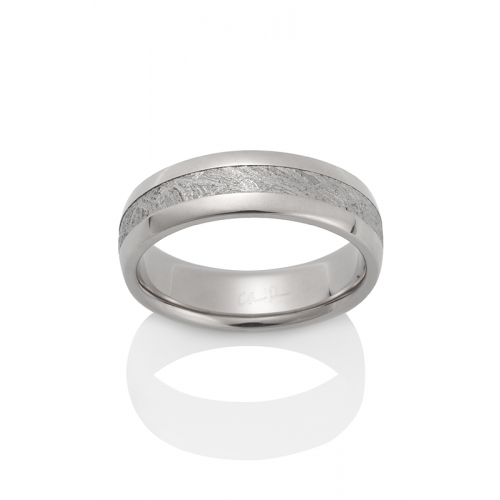 Chris Ploof Meteorite Wedding band MT-CANOPUS product image