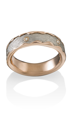 Chris Ploof Meteorite Ring MT-ARCTURUS-DIA product image