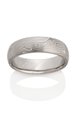 Chris Ploof Traditional Mokume Gane Ring MG-BIRCH-PWS product image
