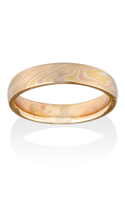 Chris Ploof Traditional Mokume Gane Ring MG-BIRCH-YRS product image
