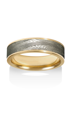 Chris Ploof Damascus Steel Ring DS-DECO-CHAN product image