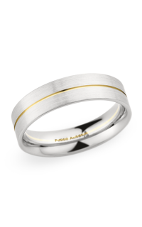 Christian Bauer Men's Wedding Bands 273806