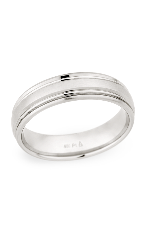 Christian Bauer Men's Wedding Bands 273011 product image