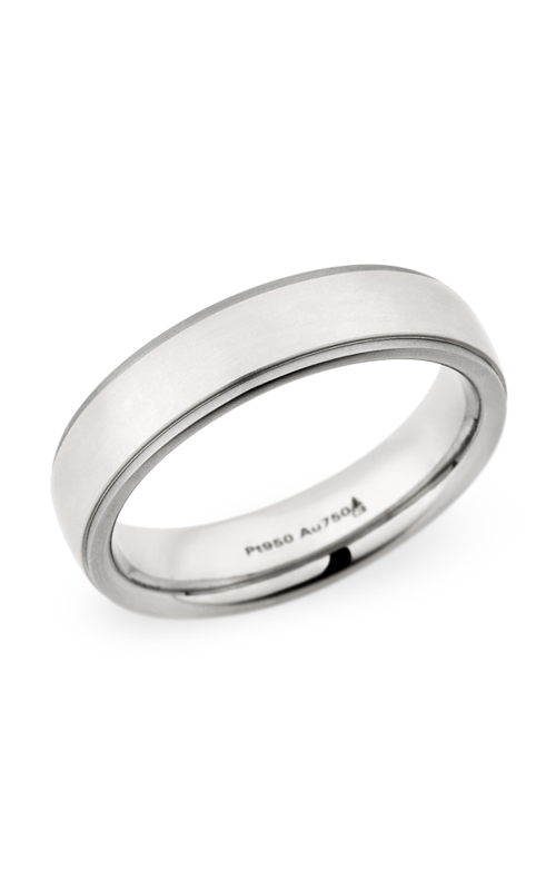 Christian Bauer Men's Wedding Bands 274028 product image