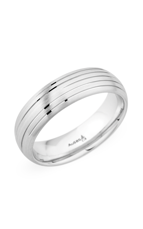 Christian Bauer Men's Wedding Bands 274244 product image