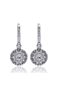 Christopher Designs Earrings G66ER2-RD035