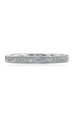 Christopher Designs Crisscut Round Wedding band 310C-7-075 product image