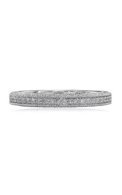 Christopher Designs Crisscut Wedding Band D80B product image
