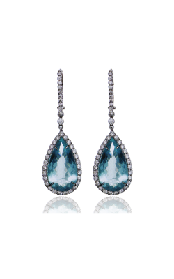 Christopher Designs Earrings Earring G52ER-PER-AQ product image