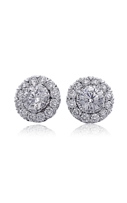 Christopher Designs Earrings G52ERPF-24-RD075 product image