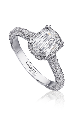 Christopher Designs Engagement Ring L142-100 product image
