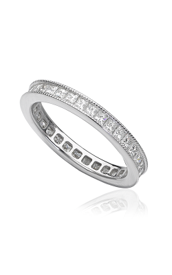 Christopher Design Crisscut Wedding Bands F41B0125 product image