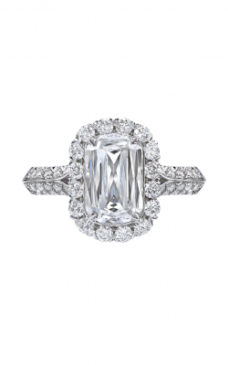 Christopher Designs Crisscut L'Amour Engagement Ring L100-150 product image