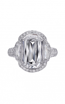 Christopher Designs Crisscut L'Amour Engagement Ring L147-300 product image
