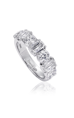 Christopher Designs Crisscut L`Amour Wedding Band L200-100 product image