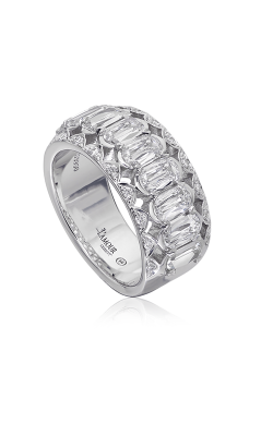 Christopher Designs Crisscut L'Amour Wedding band L254-175 product image