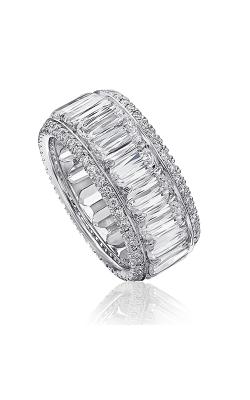 Christopher Designs Crisscut L'Amour Wedding band L259-0-450 product image