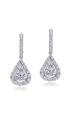 Christopher Designs Earrings Earring L269ER-LPE100 product image