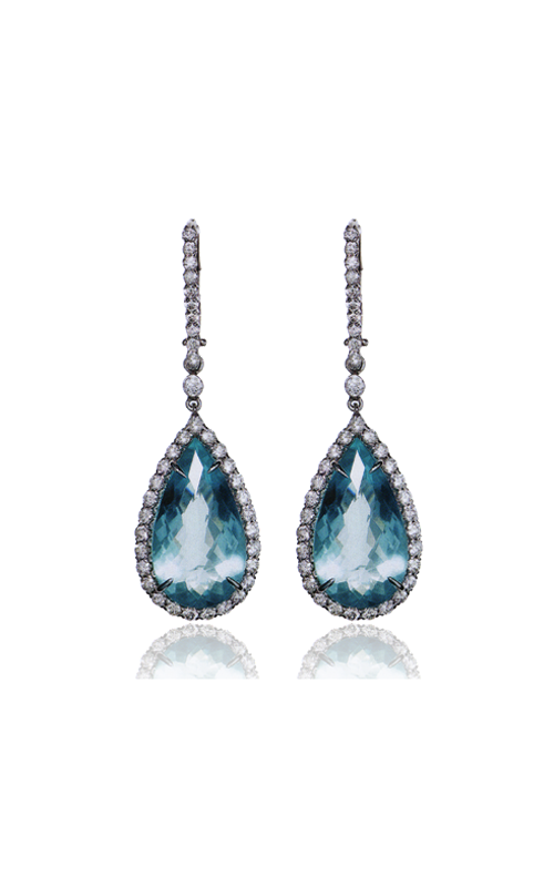 Christopher Designs Earring G52ER-PER-AQ product image
