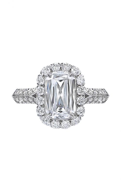 Christopher Designs Engagement ring L100-150 product image