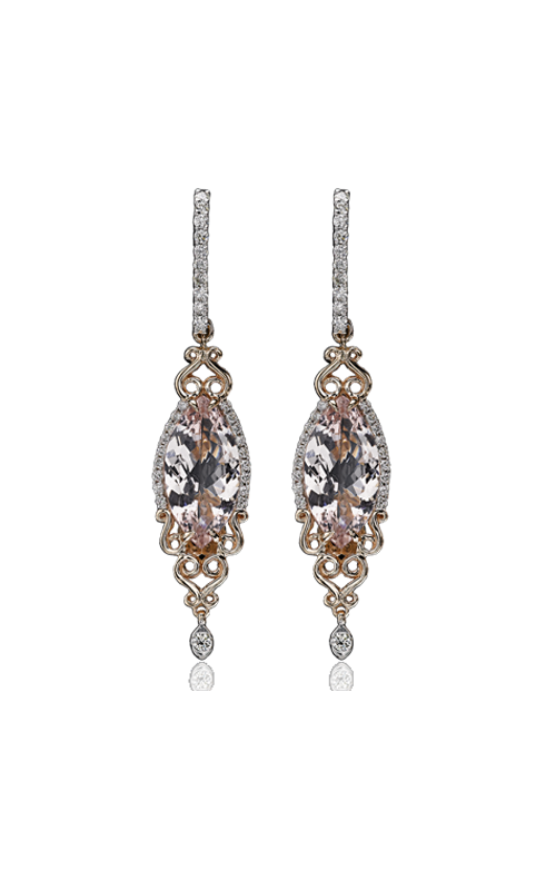 Christopher Designs Earrings Earring E56E-MQ147M-MO product image
