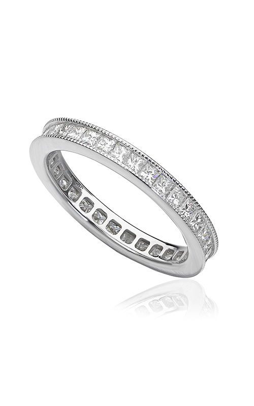 Christopher Designs Crisscut Wedding band F41B0125 product image