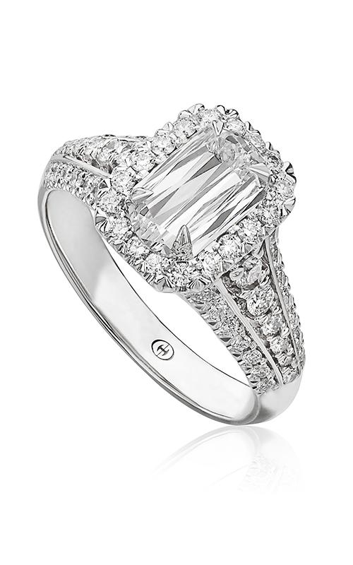Christopher Designs Crisscut L'Amour Engagement ring L126-100 product image