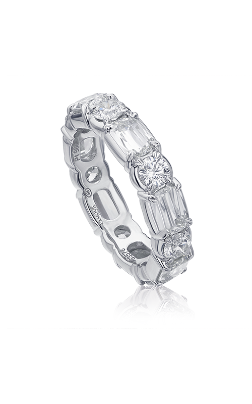 Christopher Designs Crisscut L`Amour Wedding band L201-0-350 product image