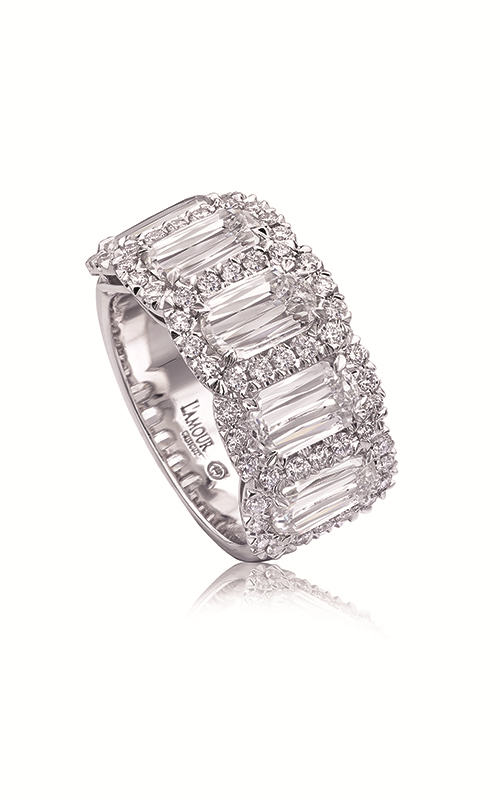 Christopher Designs Crisscut L`Amour Wedding band L204-5-200 product image