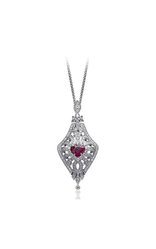 Christopher Designs Necklaces 220P-HS-R product image