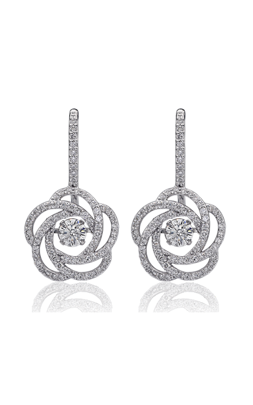Christopher Designs Earrings W38ER-050 product image