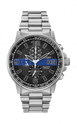Citizen Thin Blue Line Watch CA0291-59E product image