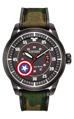 Citizen Captain America Watch AW1367-05W product image