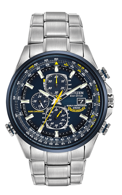 Citizen Atomic Timekeeping Watch AT8020-54L product image