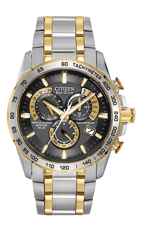Citizen Men's Chronograph Watch AT4004-52E product image