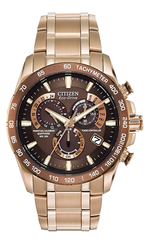 Citizen Men's Chronograph Watch AT4106-52X product image