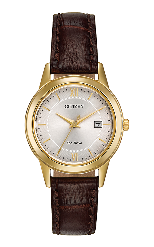 Citizen Ladies Strap Watch FE1082-05A product image