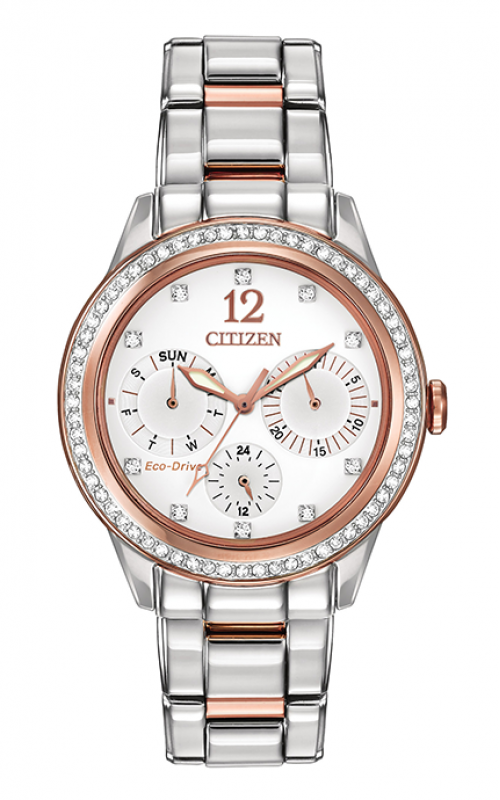 Citizen SILHOUETTE CRYSTAL Watch FD2016-51A product image