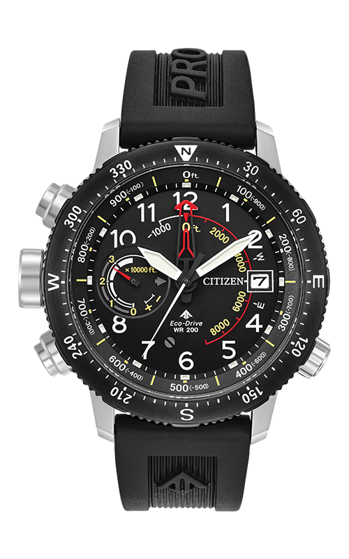 Citizen Promaster Altichron Watch BN5058-07E product image