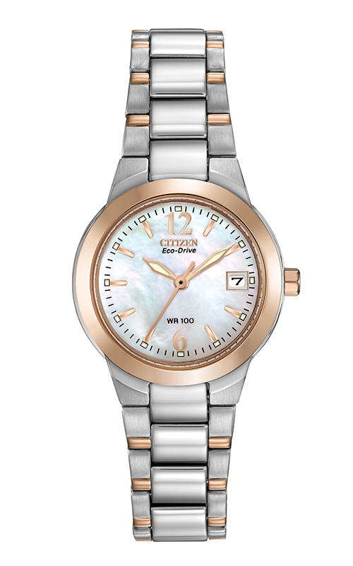 Citizen Silhouette  EW1676-52D product image