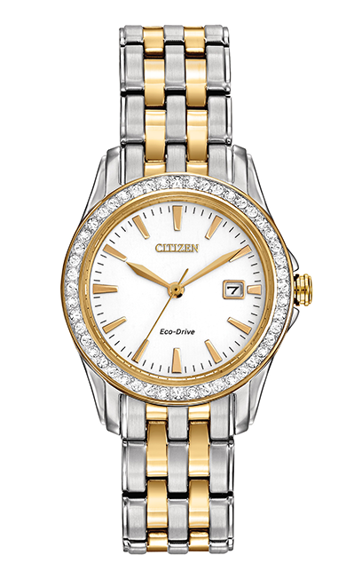Citizen SILHOUETTE CRYSTAL EW1908-59A product image