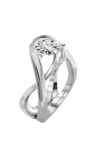 Claude Thibaudeau Avant-Garde Engagement Ring PLT-1879 product image