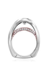 Claude Thibaudeau Avant-Garde Engagement Ring PLT-1882R-MP product image
