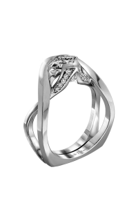 Claude Thibaudeau Petite Designs Engagement Ring PLT-1989-MP product image