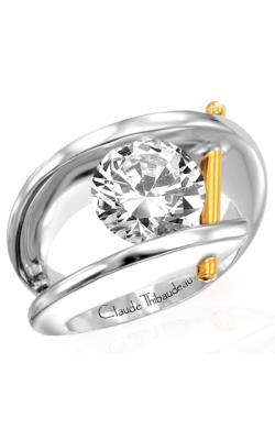 Claude Thibaudeau Pure Perfection Engagement Ring PLT-1072 product image