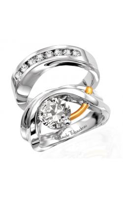 Claude Thibaudeau Pure Perfection Engagement Ring PLT-115 product image