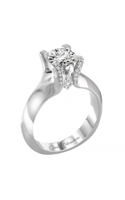Claude Thibaudeau La Royale Engagement ring PLT-1929-MP product image