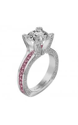 Claude Thibaudeau La Royale Engagement ring MODPLT-1983-MPR product image