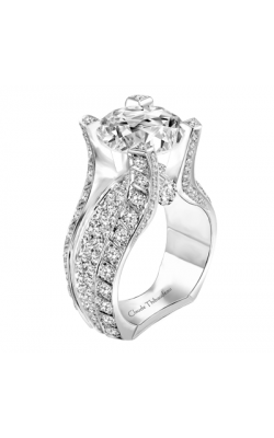 Claude Thibaudeau La Royale Engagement Ring MODPLT-1866-MP product image